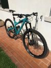 "Yeti Sb95 alu/carbon 29"" Medium"