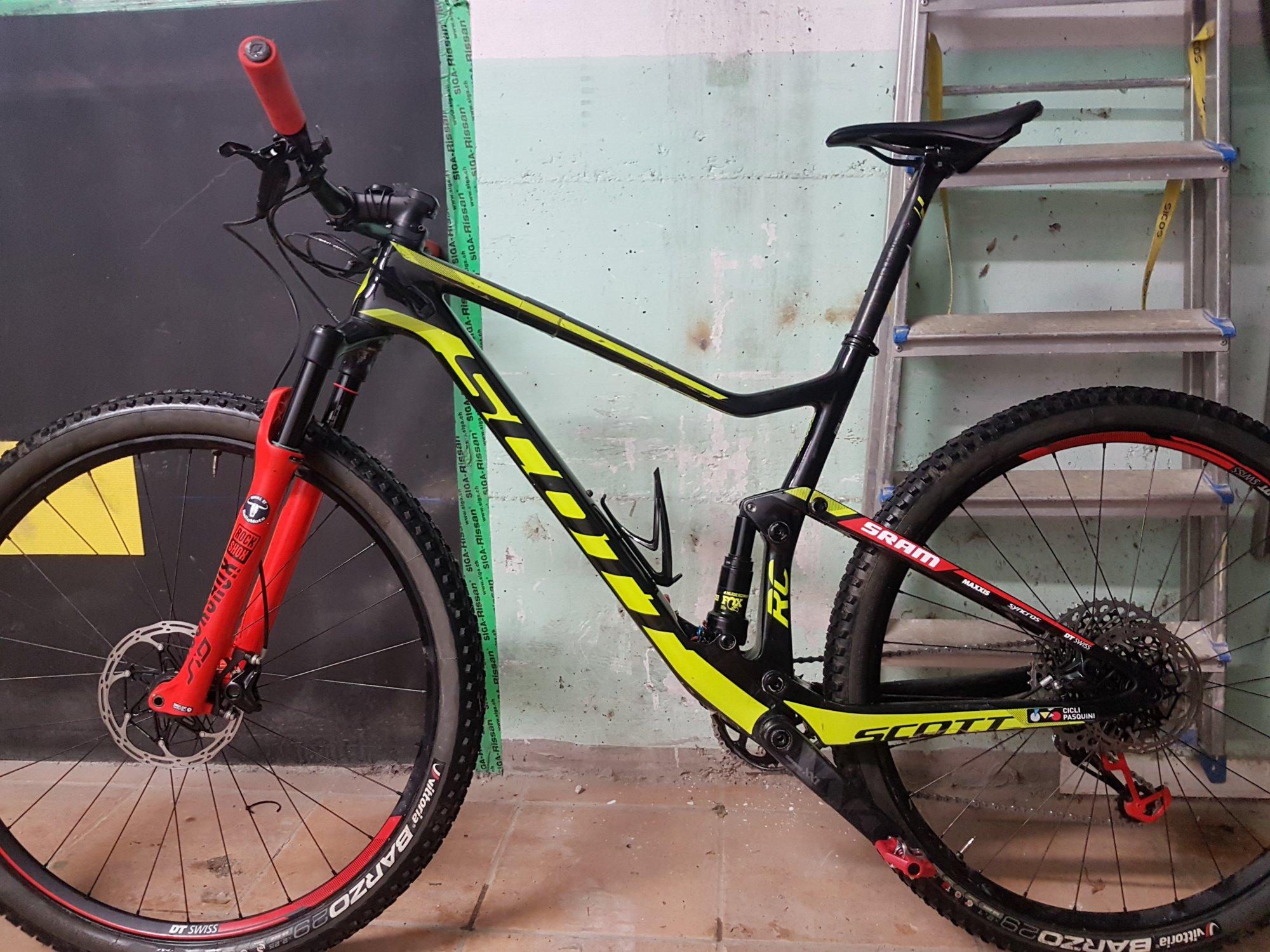 Scott SPARK 900 RC WC AXS 2020   Bikemarkt.MTB-News.de